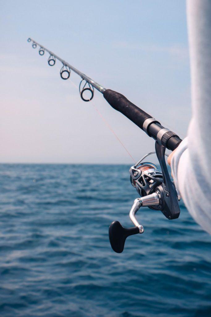 Heittokalastus Laitakarissa